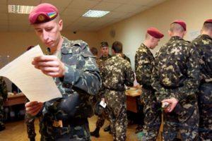 Отпуск в армии как получить