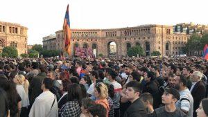Политический режим в армении с 1991 года