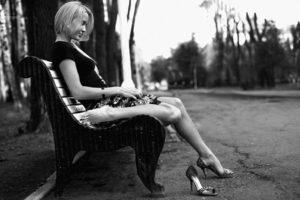 Много ли одиноких девушек в россии