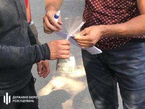 Как могут поймать за взятку