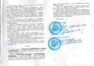 Заявление в суд о признании виновником дтп