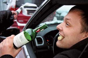 Что бывает если третий раз пьяный сел за руль
