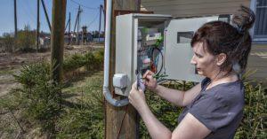 Законность выноса электросчетчиков на улицу в снт