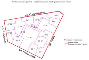 Межевание участка многоквартирного дома