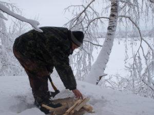 Зимняя охота в рязанской области 2018