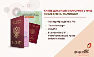 Сколько времени нужно на замену паспорта мфц