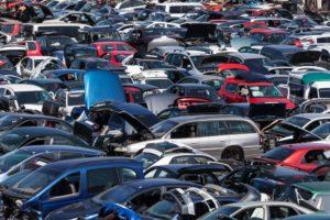 Как поставить на учет утилизированный автомобиль
