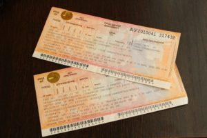 Можно ли сдать жд билет на вокзале купленный в других местах
