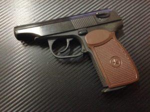 Пневматический пистолет нужно ли разрешение на ношение