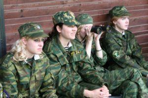 Куда можно пойти служить по контракту после армии