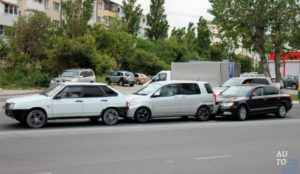 Штраф за несоблюдение дистанции при дтп беларусь 2017