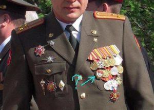 Сколько медалей в одном ряду на парадном кителе нового образца вс рф