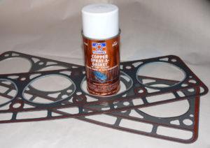 Жидкая прокладка для головки блоков цилиндра