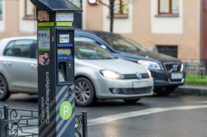 Как узнать долг за платную парковку в санкт петербурге