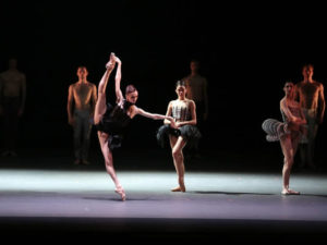 Размкр пенсии у прима балерины большого театра