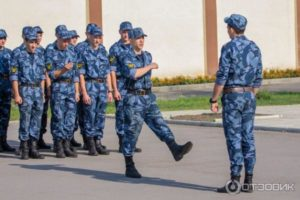 Как поступить во фсин беж армии