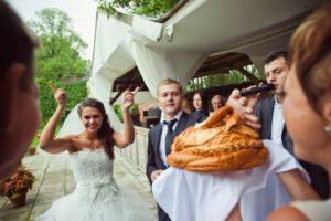 Как интересно украсть невесту на свадьбе