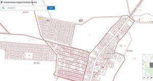 Публичная кадастровая карта г кирова