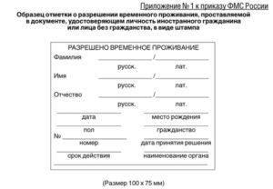 Как получить талон для подачи документов на рвп в спб