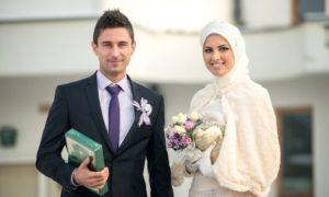 Может ли христианин жениться на мусульманке