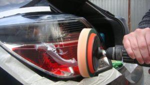Как в домашних условиях восстановить прозрачность автомобильных фар