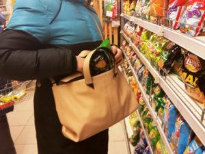 Как правильно украсть из супермаркета