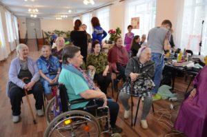 Как оформить человека в дом инвалидов