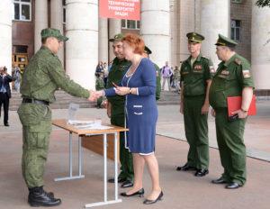 Военная кафедра мади как поступить
