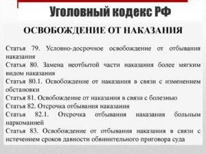 Президентские поправки в ук рф о смягчении наказаний 2018