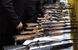 Перерегистрация гладкоствольного охотничьего оружия