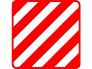 Знак крупногабаритный груз размеры знака