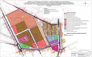 Как определить в какой зоне находится земельный участок