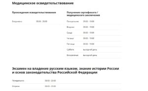 Сахарова фмс график работы и прием документов