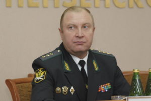 Даниловский осп кошев
