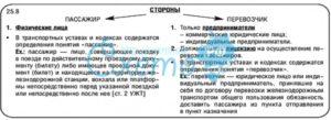 Права и обязанности перевозчика по договору перевозки грузов железнодорожным транспортом