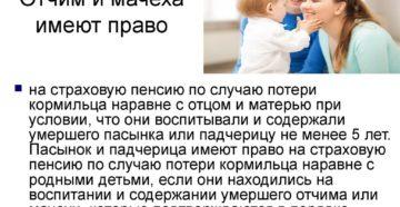Имеет ли отчим права на ребенка