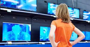 Как обменять купленный телевизор на другую модель