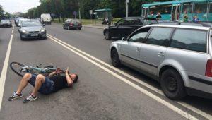 Судебная практика наезд на пешехода пешеходном переходе тяжкий вред