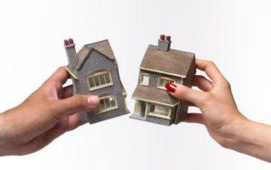 Как делится квартира при разводе долевой собственности