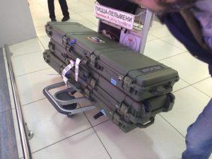 Правила перевозки огнестрельного оружия в самолете